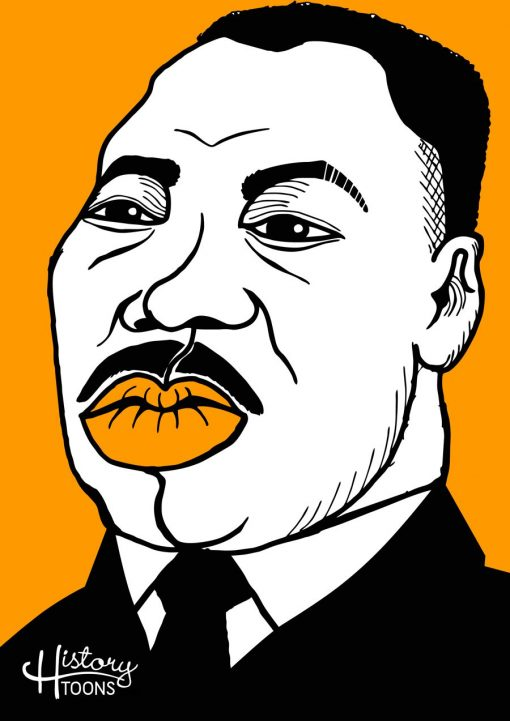 Martin_Luther_King_Portrait_History_Toons_Kico_F_Uribe