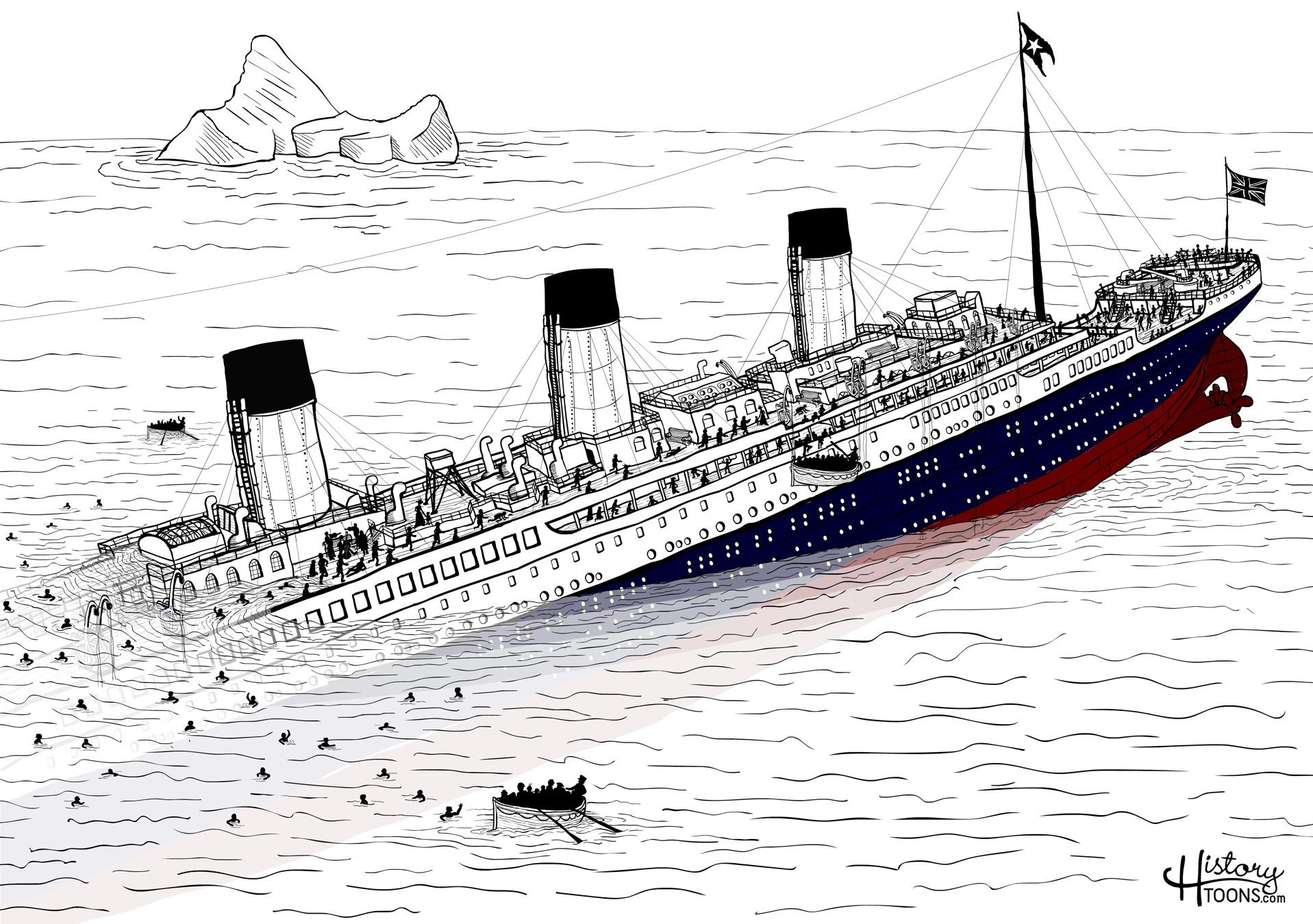 RMS_Titanic_1912_History_Toons_Kico_F_Uribe